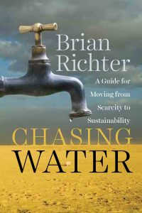 Chasing Water: Book Cover